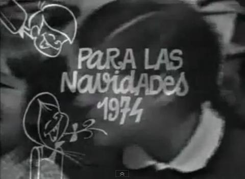 Navidad de 1974